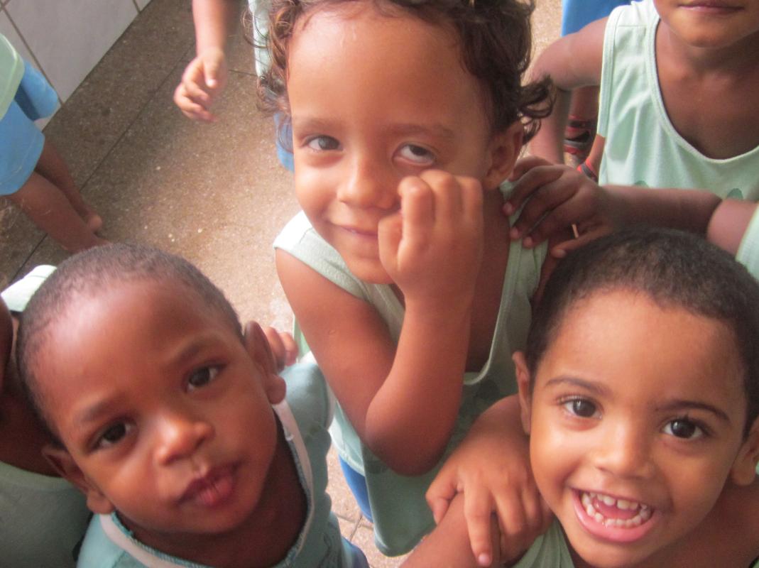 Recuperação do telhado da Creche Missionários da Luz