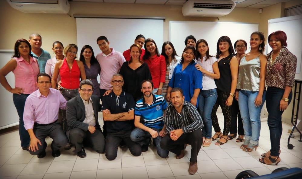 Turma Concurso Solidário 2014