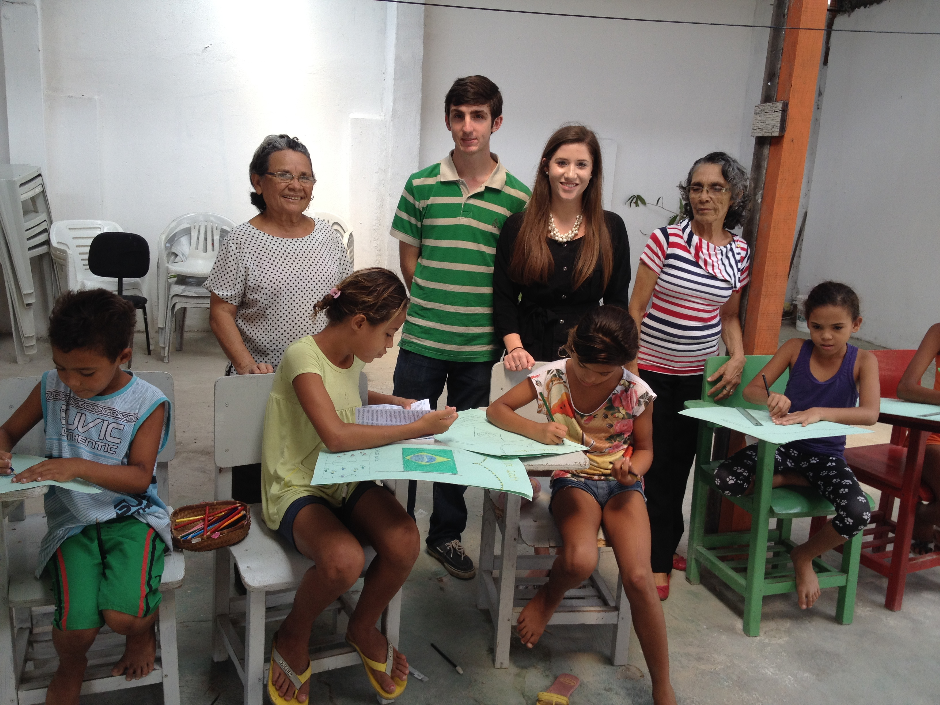 Projeto Jovem Voluntário